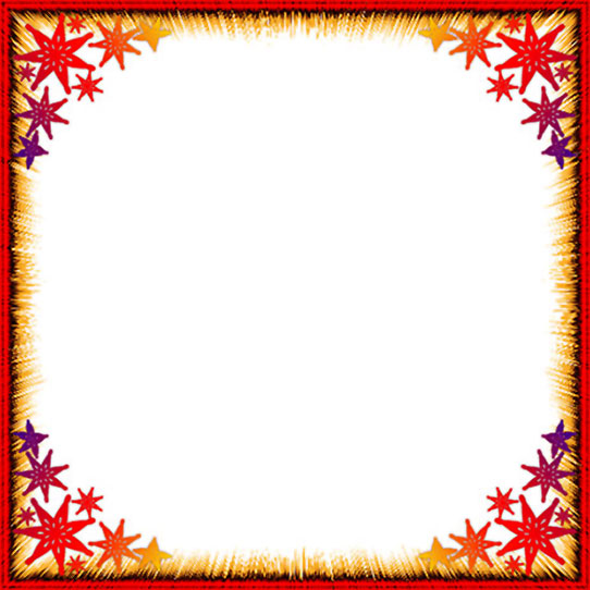 red star frame