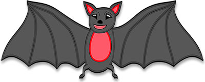friendly bat