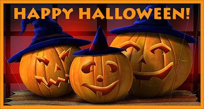 Happy Halloween Graphics Free - Clipart